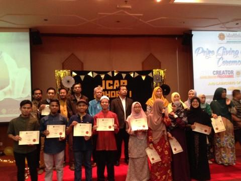 Congratulations KOE JCAP Cohort 1!