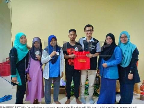 UIAM tawar pengajian kepada pelajar kudung