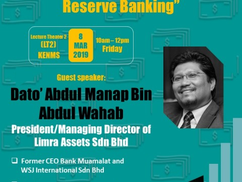 Business of Banking : Money Creation and Fractional Reserve Banking by Dato' Abdul Manap