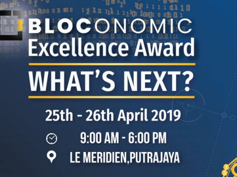 Congratulations to Postgraduate KICT students for being sponsored by Bloconomic 2019