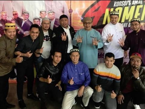Konsert Amal 4nomena Alumni UIAM dapatkan tiket segera!