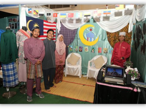 Promoting Malaysia Culture in Sultanate of Oman on 4th Cultural Festival
