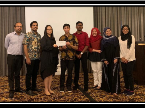 Congratulations! IIUM Pagoh Achievement: KLM Students Won 2nd Place in The Media Dissemination Hackathon Competition.
