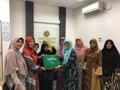 Visit by Pimpinan Pusat Majlis Tarjih Aisyiyah Jogjakarta, Indonesia
