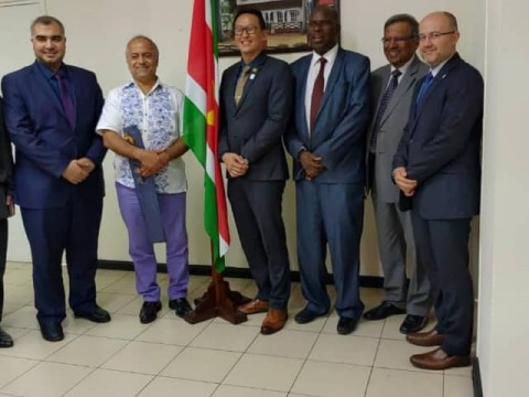 Halal Mission in Suriname
