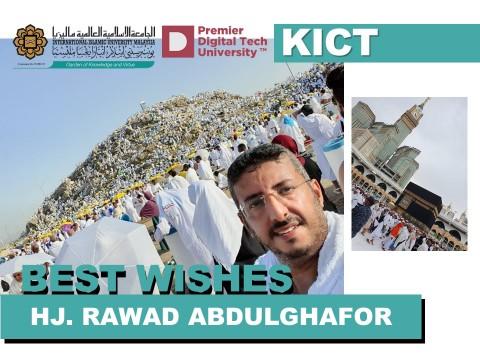 Best Wishes - Hajj Mabrur