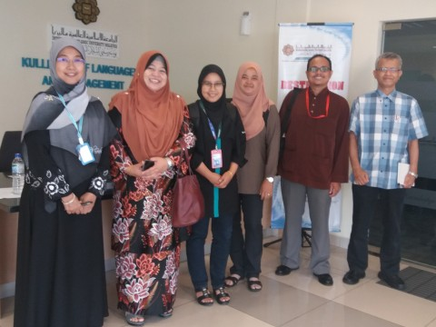IIUM Pagoh : Workshop on Project Proposal Preparation for Consultation and Research