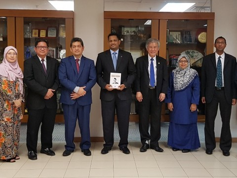 The Bar Council is ready to enhance collaboration with AIKOL
