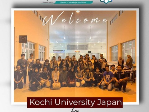 Welcoming Kochi University, Japan for Japanese Teaching Practical Programme 2019