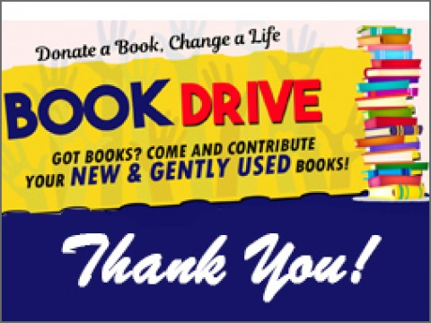 Book Drive Campaign: Appreciation & Thank You from IIUM Dar al-Hikmah Library