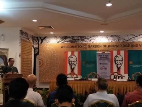 MOU and MOA IIUM-QSR Sdn Bhd
