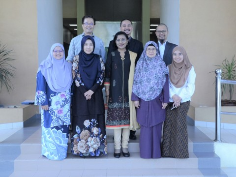 Malaysia Public Universities Health Science Deans' Council Meeting held in KAHS