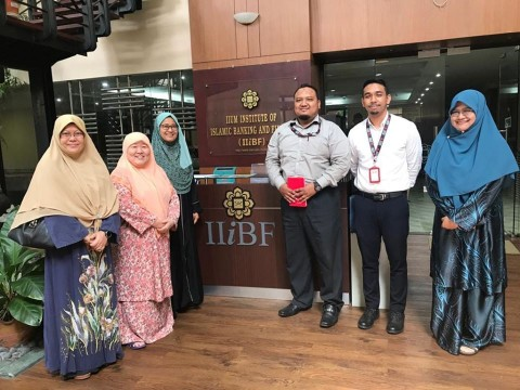 IIiBF Met With Representatives From Agrobank