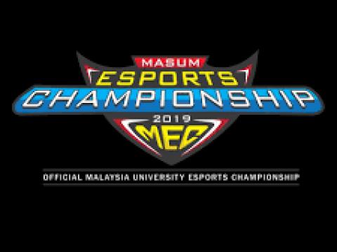 CONGRATULATIONS TO MUSTANGS ESPORTS TEAM IN MASUM ESPORTS CHAMPIONSHIP 2019