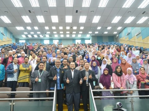 ROADSHOW ON THE NEW IIUM APAR FOR ACADEMIC STAFF AT CFS AND CELPAD