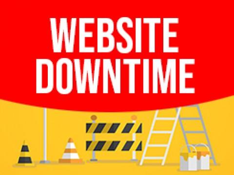 DAR AL-HIKMAH LIBRARY - WEBSITE DOWNTIME