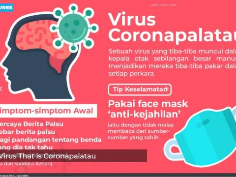 The Virus That is Coronapalatau