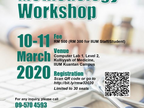 Research Methodology Workshop