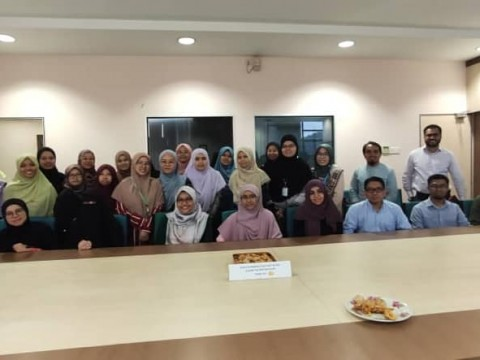 Ta'aruf and Briefing for New INHART Intakes