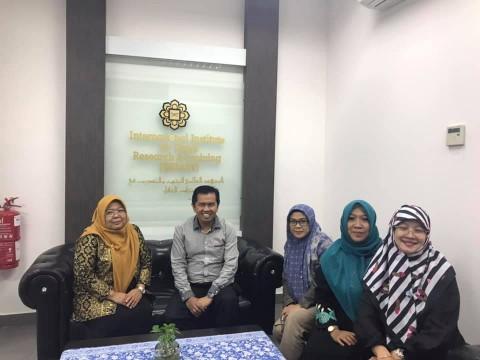 A visit from the  University of Muhammadiyah, Jakarta, Indonesia