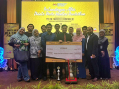IIUM IS CHAMPION OF PIDATO PIALA MENTERI PENDIDIKAN 2018