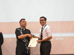 DEAN LIST AWARD FOR SEMESTER 1 2018/2019