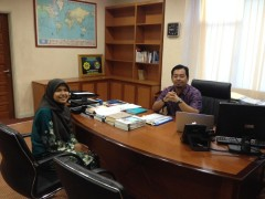 My First Experience as a Volunteer at the Office of the Deputy Rector (Student Development & Community Engagement)