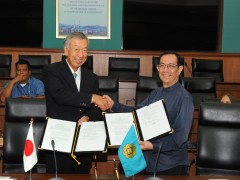 IIUM receives Japan Cultural Grassroot Grant