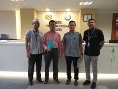 A VISIT TO JABATAN PENDAFTARAN PERTUBUHAN MALAYSIA (ROS)
