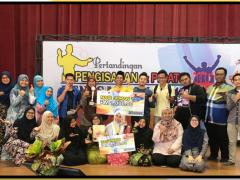 "Congratulations!! IIUM Pagoh Achievement: 2nd Place for ""Pertandingan Pengisahan dan Pidato Kenegaraan 2019 Peringkat Negeri Johor"""