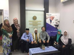 A visit by Grand Mufti of the Philippines