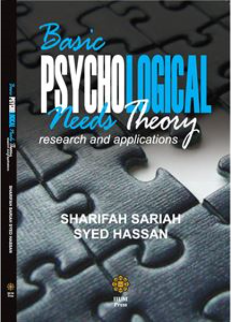 Basic Psychological Needs Theory: Research and Applications