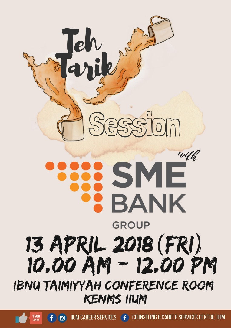 TEH TARIK SESSION WITH SME BANK