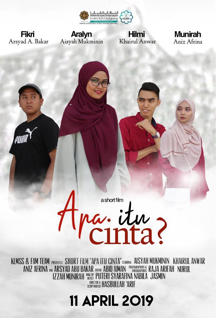 Short Film : Apa Itu Cinta?