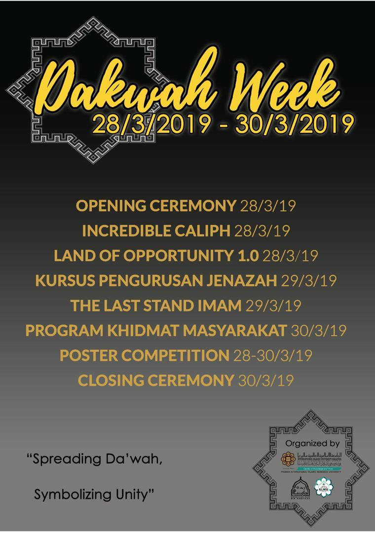 Dakwah Week