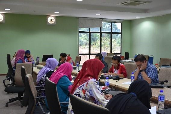 Workshop Training For Trainers Digital (Phase II)
