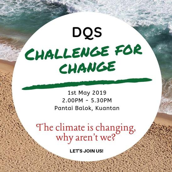 DQS Challenge to Change