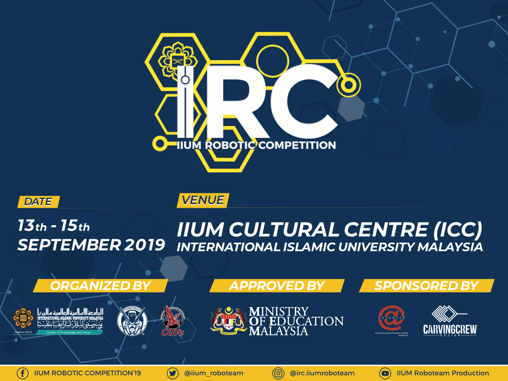IIUM Rpbotic Competition 2019