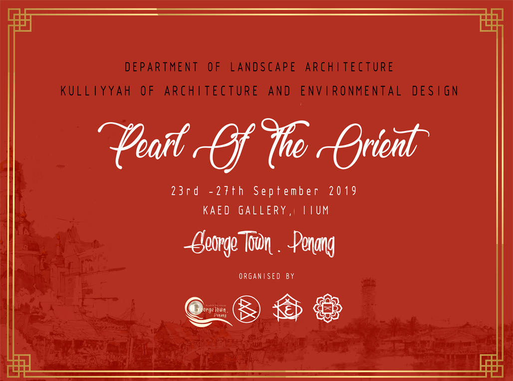 Pearl of The Orient Exhibition