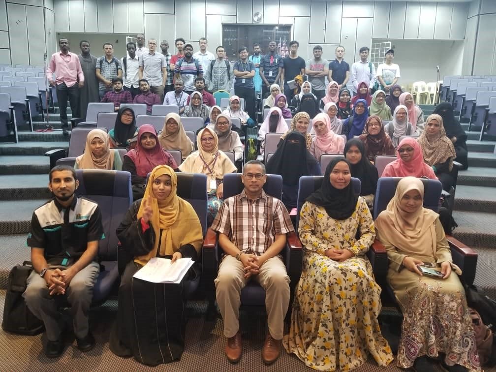 "Mainstreaming SDG: Postgraduate as Agents of Change"" For Postgraduate Students Semester 2, 2018/2019 by Assoc. Prof. Dr. Zainal Abidin Sanusi"