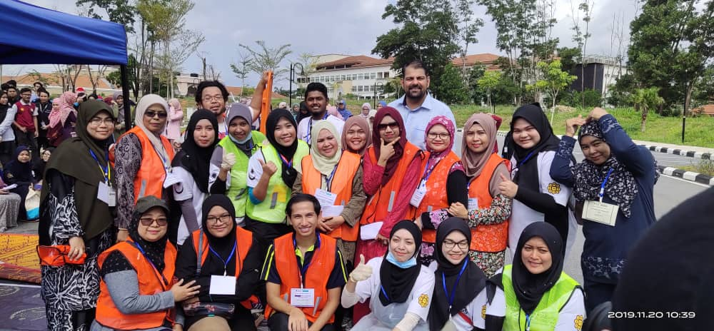 Kulliyyah of Nursing Safety Awareness Week 2019