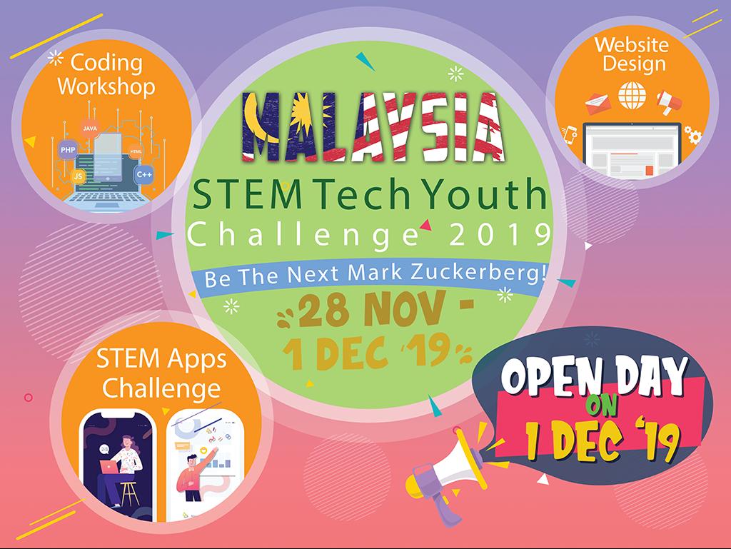 Malaysia STEMTech Youth Challenge 2019