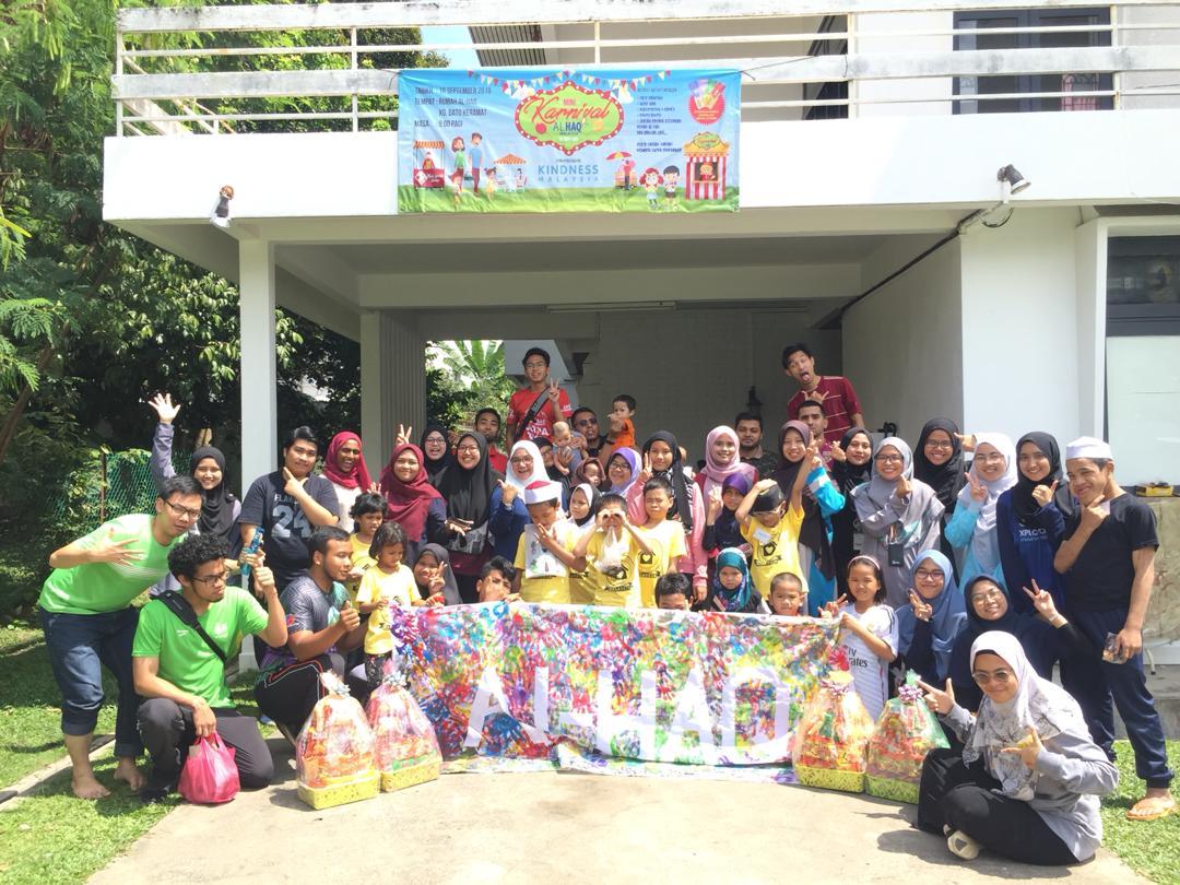 CSR at Rumah Perlindungan al-Haq