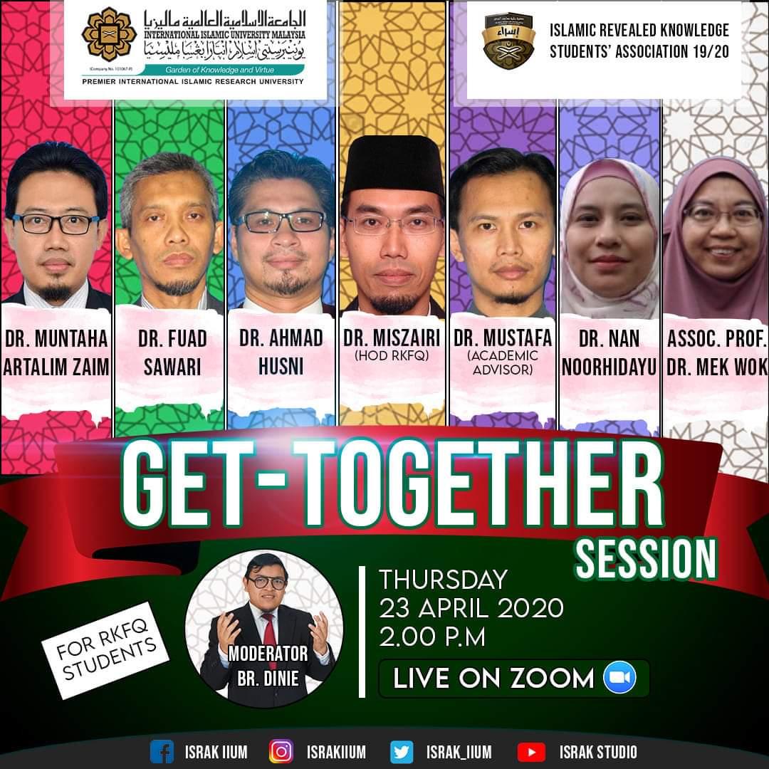 RKFQ Get Together Session