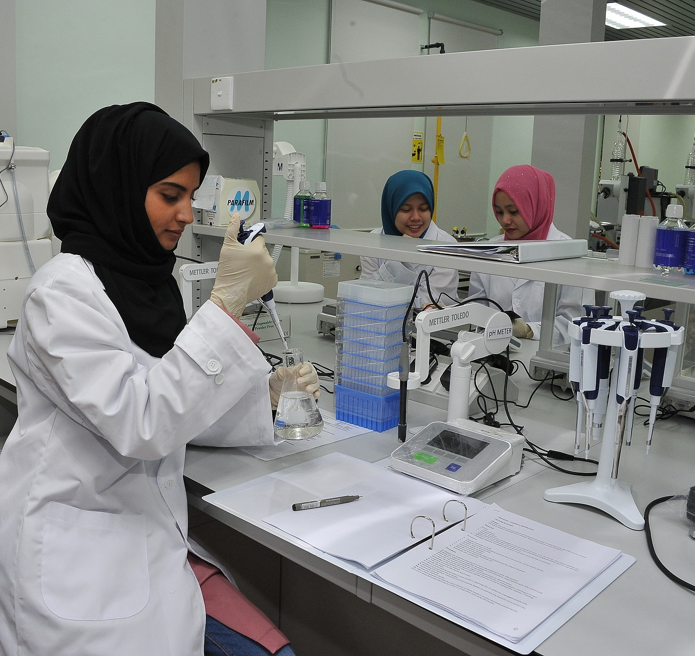 INTERNATIONAL INSTITUTE FOR HALAL RESEARCH AND TRAINING